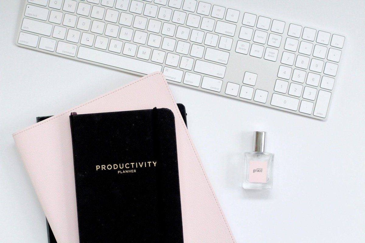 healthy habits productive week beauty colour