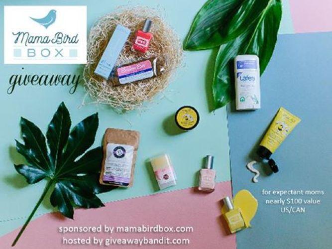 Mama Bird Box Giveaway