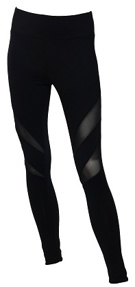 BURN Net Leggings AED 180