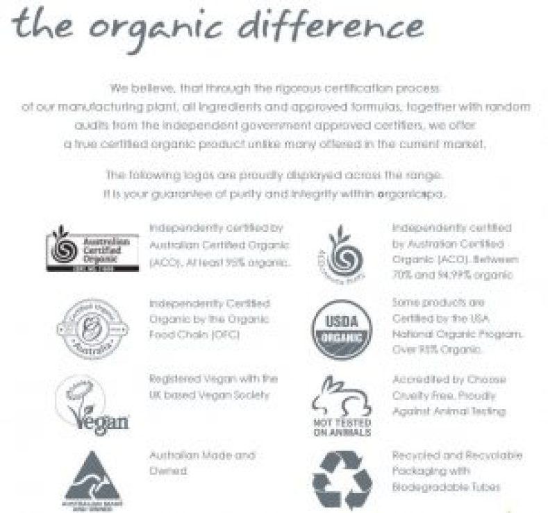 organic spa and beauty and laser clinic - manly