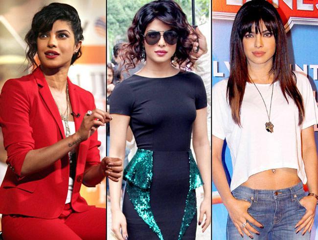 Priyanka Chopra's Best Hairstyles
