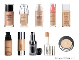 Best Drugstore Foundations for Dry Skin