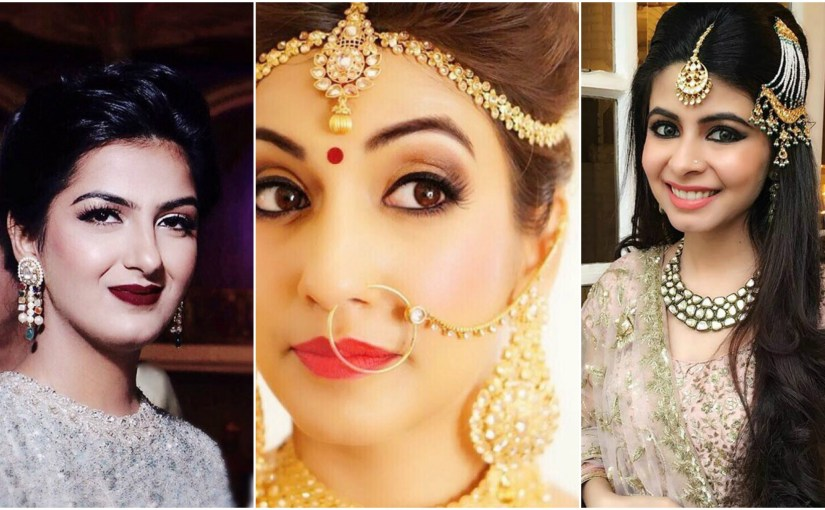 Top 10 Makeup Artists in Delhi!