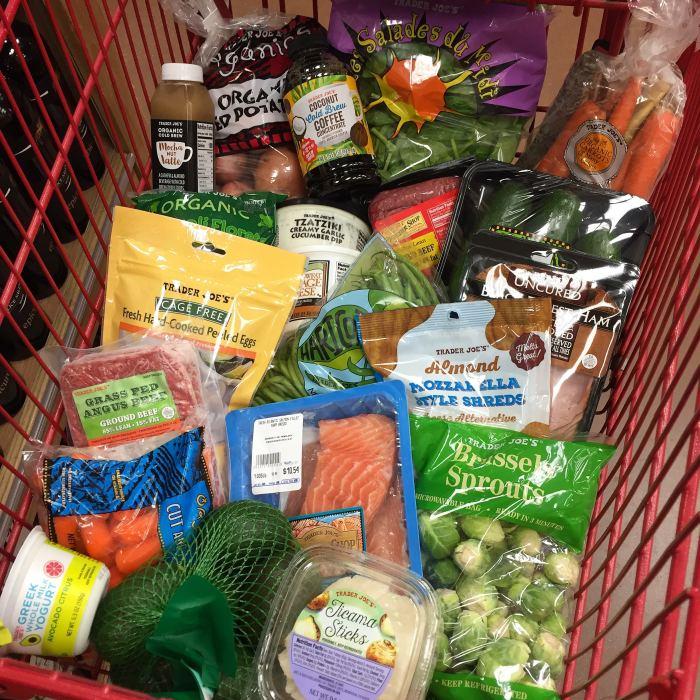 Meal Prep Groceries