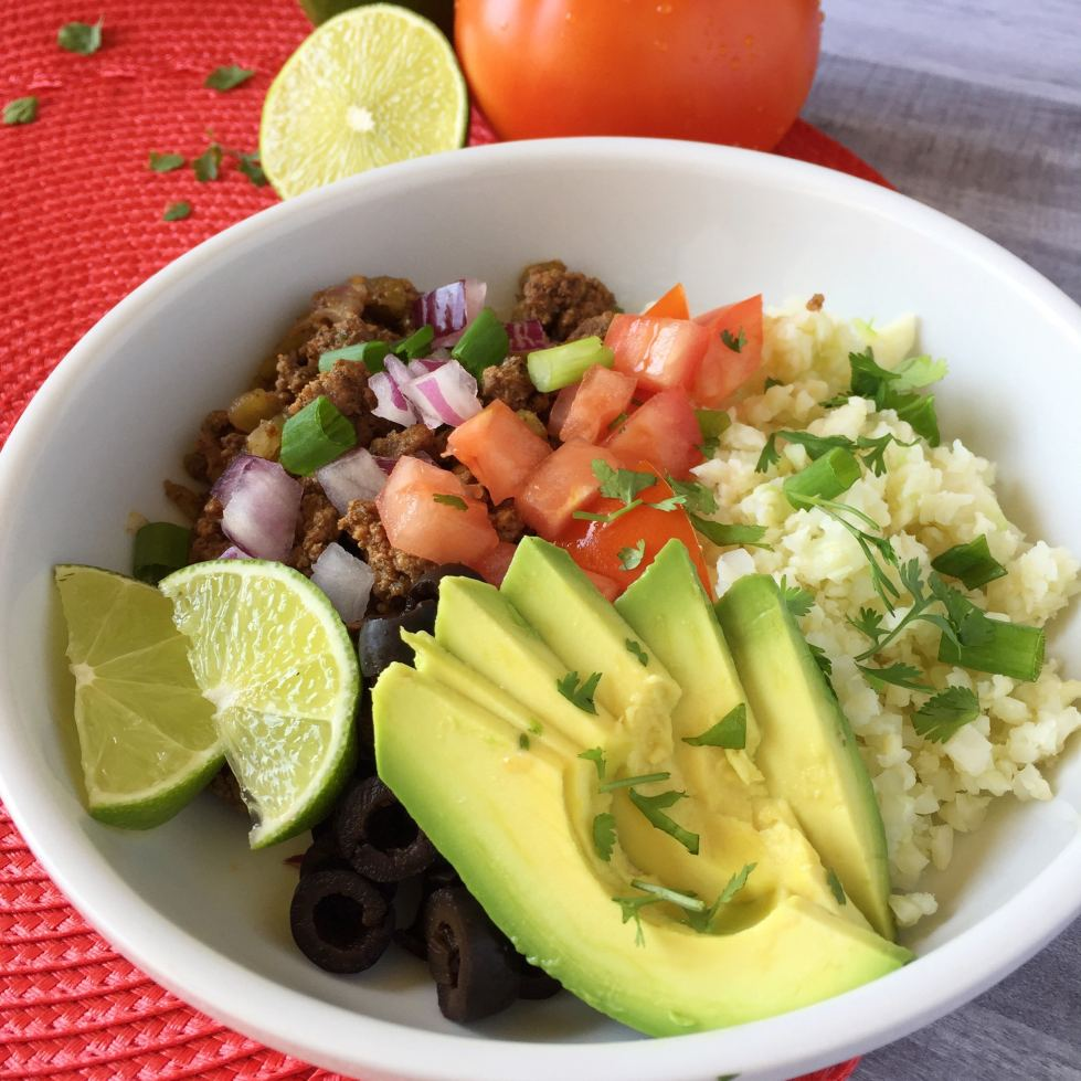 Meal Prep Burrito Bowls: Lunches Ready in 15 Minutes!