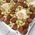 Quick & Easy Sheet Pan Breakfast: A Healthy Breakfast Option
