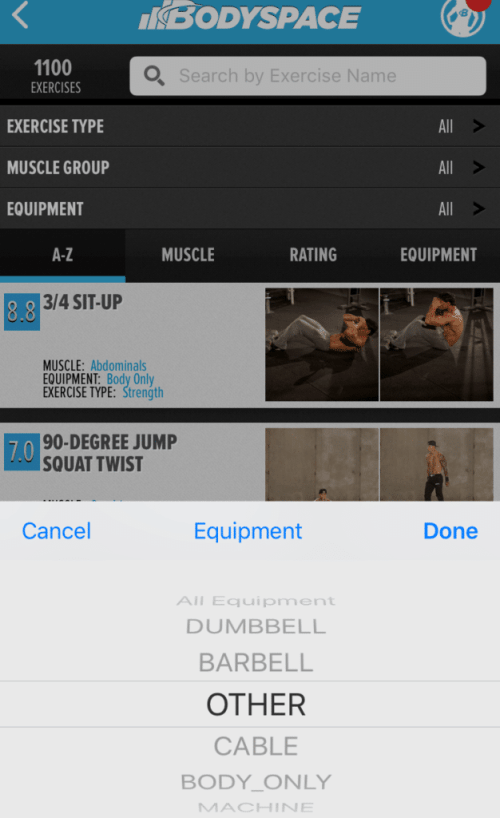 top 5 fitness apps