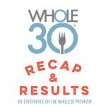 Whole30 Recap & Results