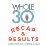 Whole30 Recap & Results