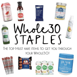Whole30 Staples: Products I Swear By During Whole30