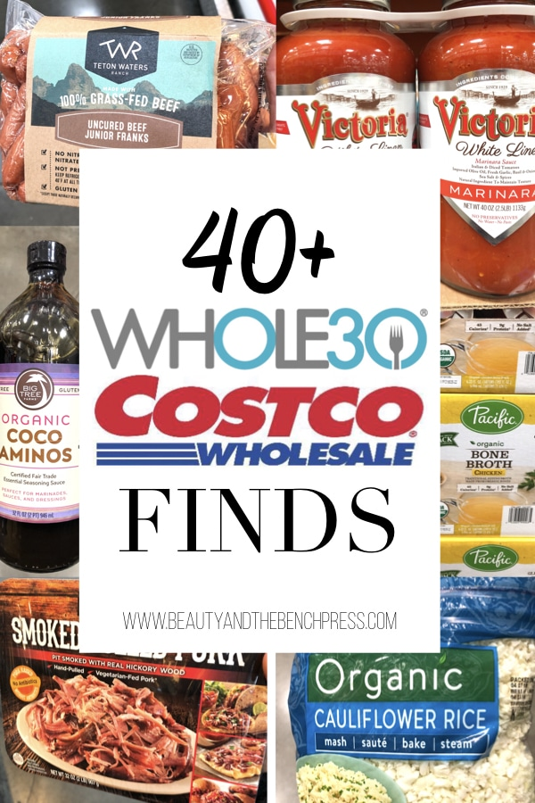 Whole30 Costco Finds: 40+ Whole30 Items At Your Local Costco
