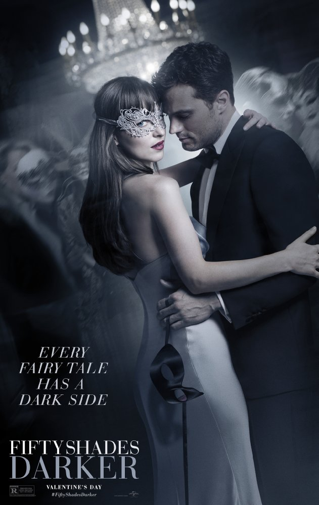 Image result for fifty shades darker poster