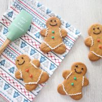 Simple Gingerbread Man Recipe
