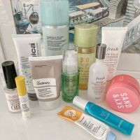 December Beauty Empties