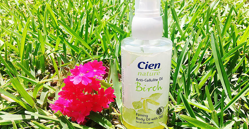 Recensione Olio anticellulite super low-cost: Cien nature