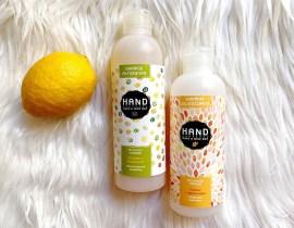 Confronto tra due tipologie di shampoo Hand: volumizzante e anticrespo. Quale mi sarà piaciuto di più??