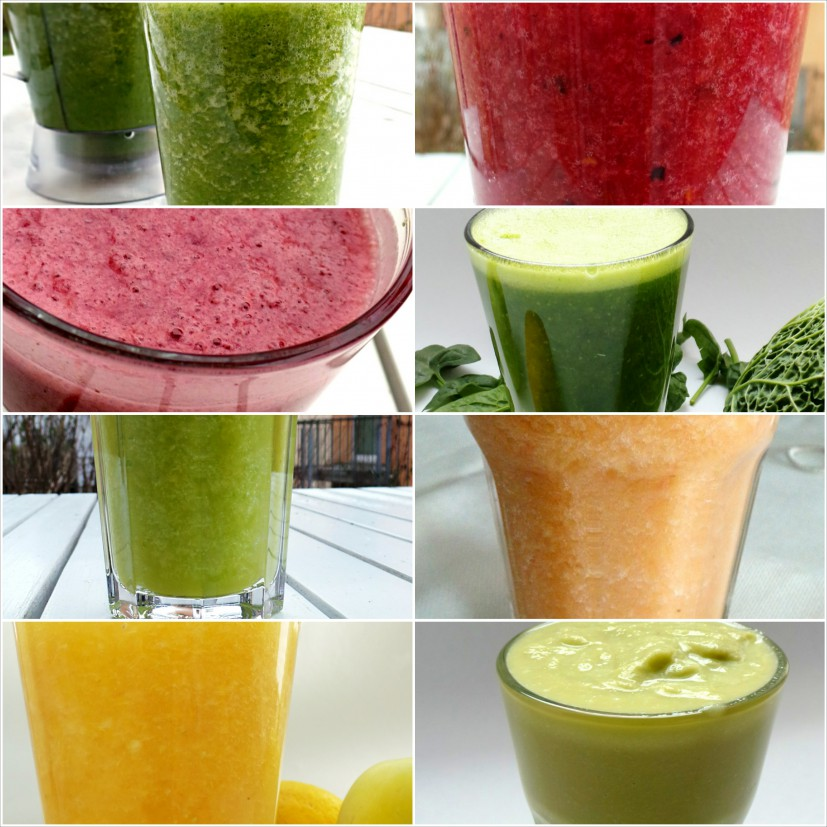 Smoothies 12 habits in 21 days
