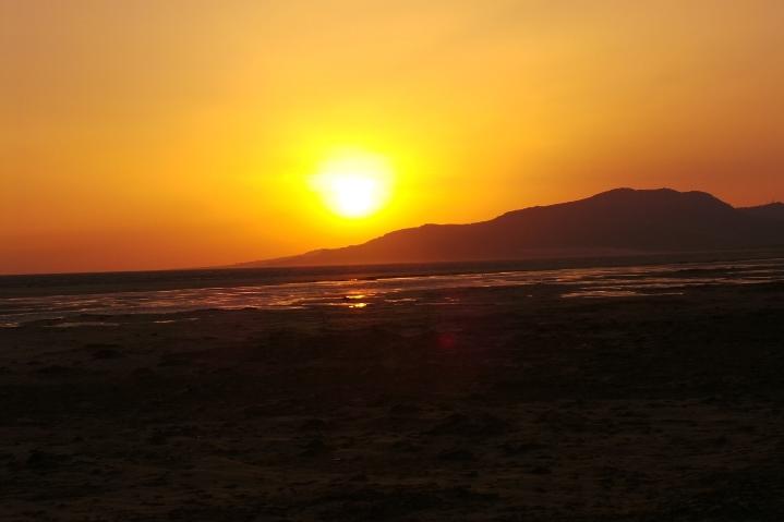 sunset Tarifa