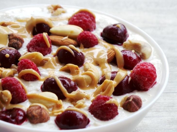 Overnight oats - Beauty Bites