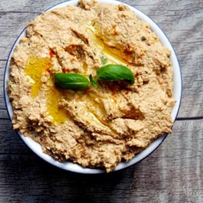 Spicy Vegan Cream Cheese