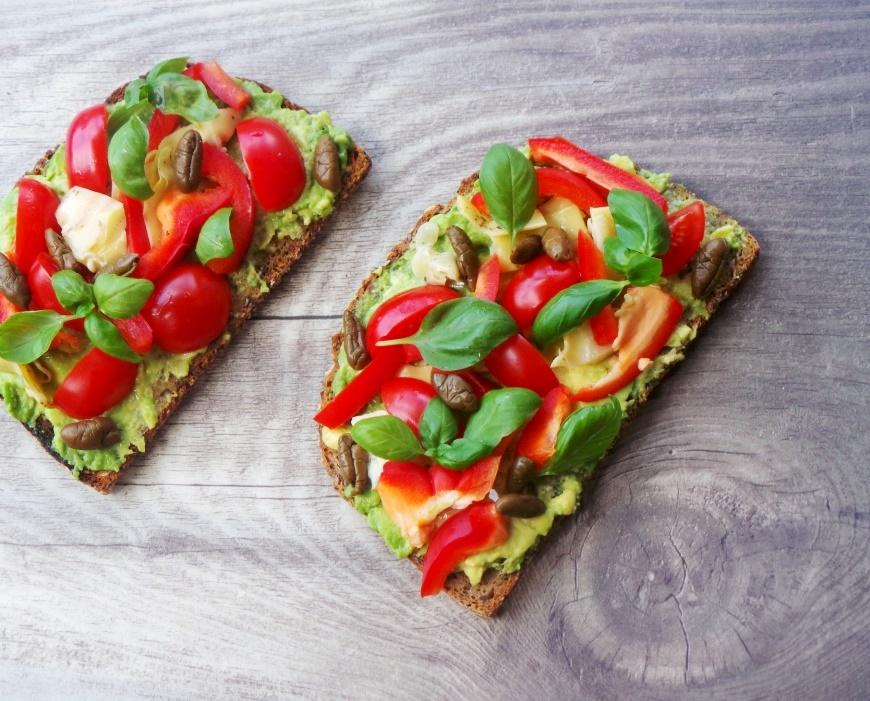 Avocado toast - Beauty Bites