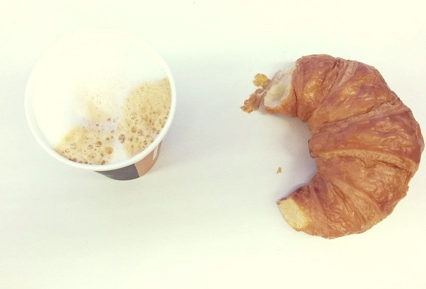 coffee-with-croissant