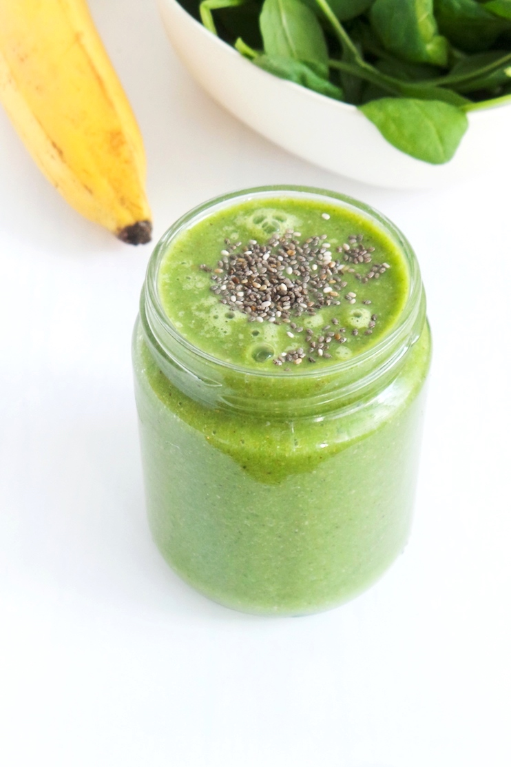 Tasty & Simple Green Smoothie