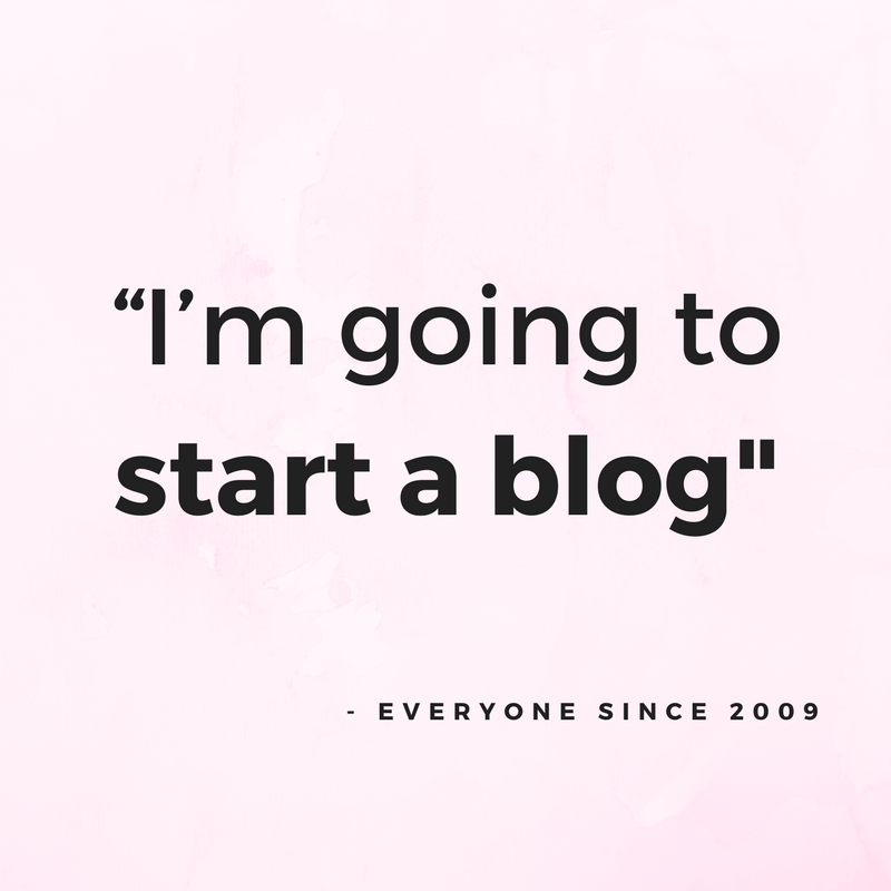 6 steps to start a blog and grow it fast: Step by step tutorial for beginner bloggers! If you want to start a blog, or have started a blog already but are struggling to get traffic to your blog and make money with it - this Step-By-Step Blogging Guide For Beginners will speed things up! Stop reading income reports, it's time to start your very own blog!
