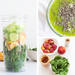 7 things that will happen when you drink a green smoothie every day - if you want to eat clean and are just starting out, start with a challenge like this one.