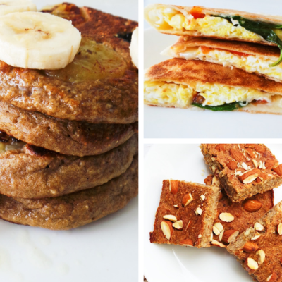 20 Easy Healthy Breakfast Recipes To Eat On The Go