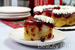 Instant Pot Cranberry French Toast Recipe