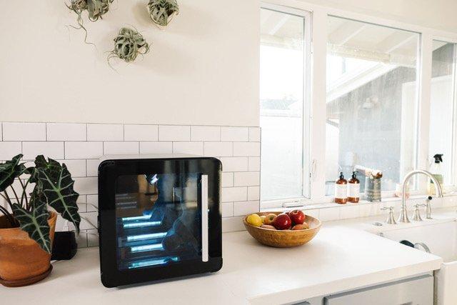 Luma Pro in kitchen