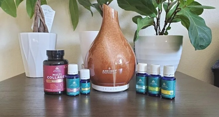 Get Started With Aromatherapy And Collagen