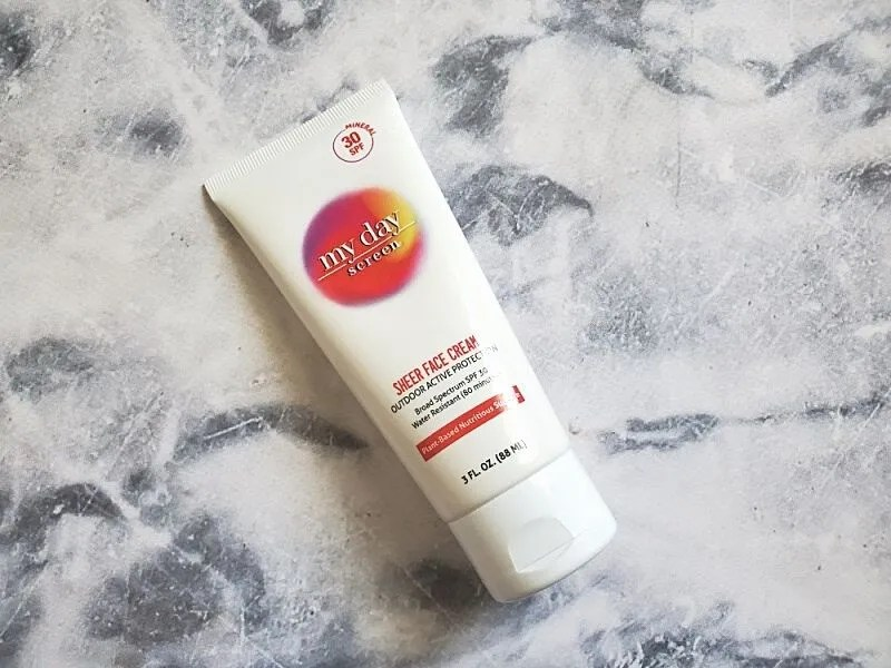 Sheer Face Cream