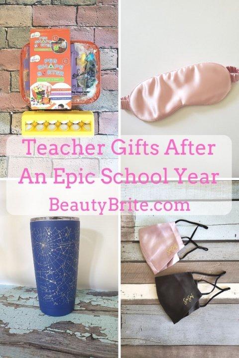 Teacher Gifts After An Epic School Year