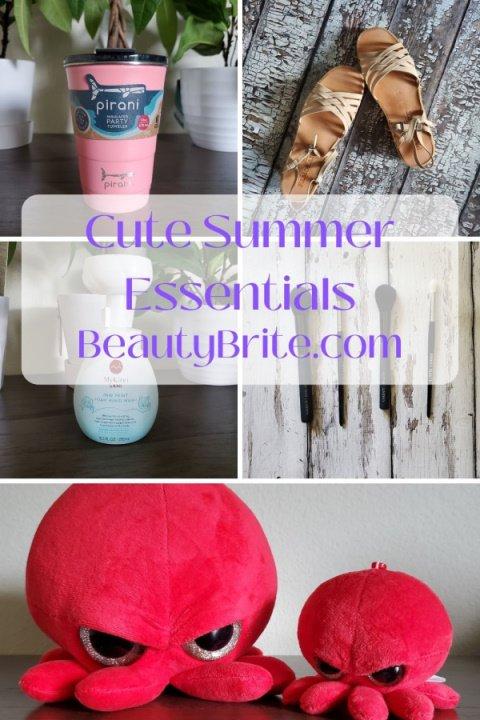 Cute Summer Essentials