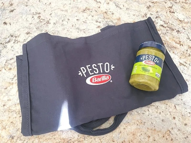 Pep Up Your Dish With Pesto - social media