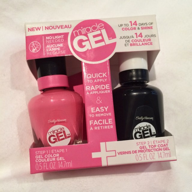 Sally Hansen Miracle Gel Set 310 Shock Wave
