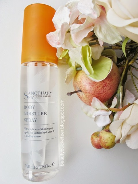 Sanctuary Spa Body Moisture Spray
