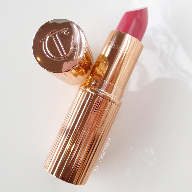 Charlotte Tilbury Coachella Coral Lipstick