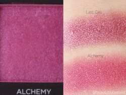 Urban Decay Vice 3 Palette Swatches (Alchemy)