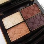 Gucci Crystal Copper Eyeshadow Quad