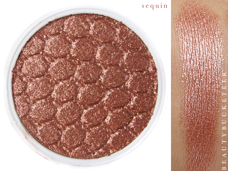 ColourPop Eyeshadows Swatch - Sequin
