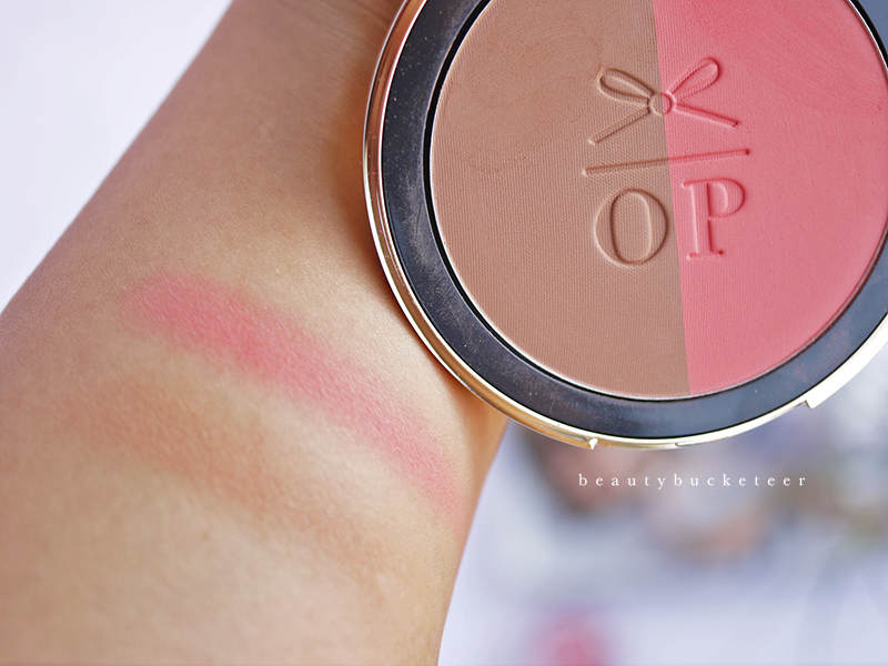 Olivia Palermo x Ciate London Blush Bronzer Duo Seaside Park