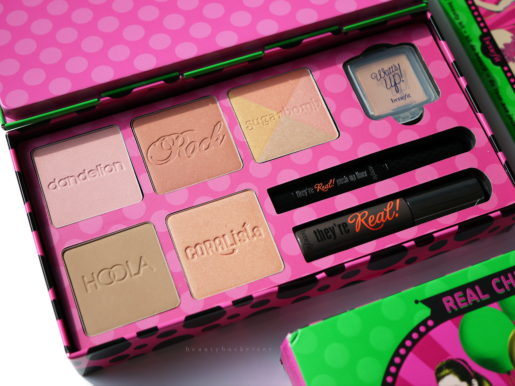 Benefit Real Cheeky Party Palette (1)