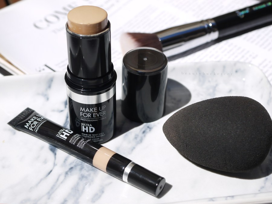 Make Up For Ever Ultra HD Foundation & Concealer Review