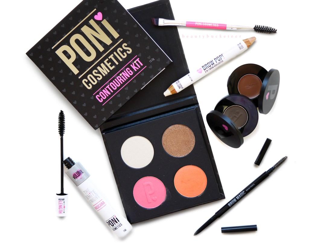 PONi Cosmetics Review