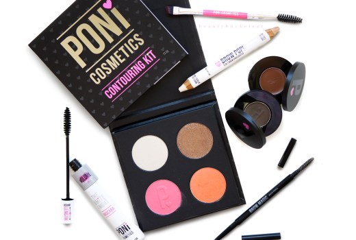 PONi Cosmetics Review