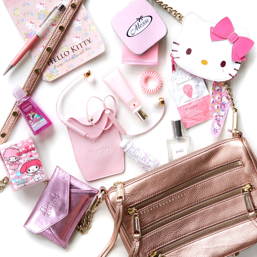 Pregnancy Handbag Essentials