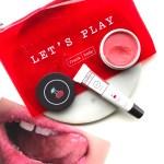 Frank Body Lip Duo Lip Scrub Lip Tint Cherry Bomb